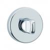 Urfic Wc Round Escutcheon Chrome 61/5095/22