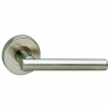 Urfic T Bar Lever On Rose Satin Nickel