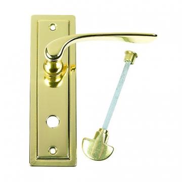 Como Polished Brass Wc 14-160-65-01 Wc