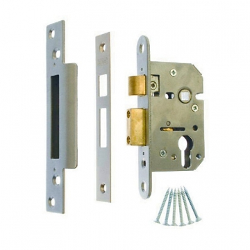 4trade Sashlock Case Euro Profile Satin 64mm