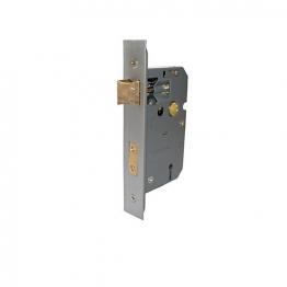 Instock 5 Lever Sashlock Bs3621 Satin Chrome Plated 64mm