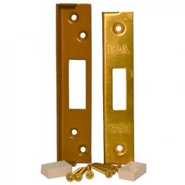 4trade Rebate Set For Deadlock Brass 13mm