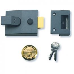 Yale Nightlatch Brass Security Lock P88