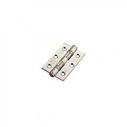 Hinge Satin Stainless Steel 2 Ball Bearing Butt 3 X 2in X 2mm 515/4 Ce
