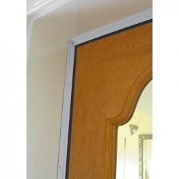 Stormguard Slikseal Around Door Seal Door Strip Set White