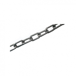4trade Welded Link Chain Hot Dip Galvanised 2m X 6mm X 33mm