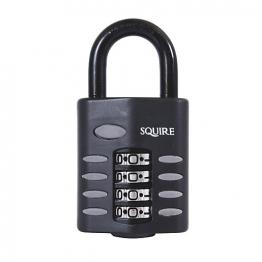 Squire 40mm Combination Lock Cp40