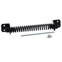 4trade Door Gate Spring Black 200mm