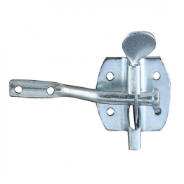 4trade Automatic Gate Latch Galvanised