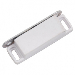 4trade Magnetic Catches White 2.7kg Pack Of 2