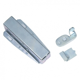4trade Touch Latch Zinc Plated
