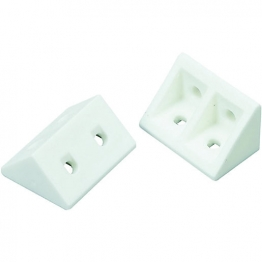 4trade Rigid Joint White (pack Of 20)