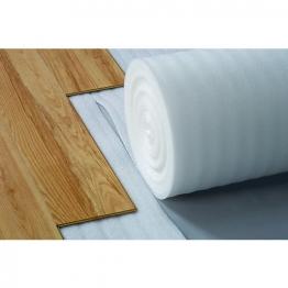Comfort White Foam Underlay 15m X 1m X 2mm
