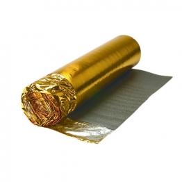Sonic Gold Underlay Foil Vapour Barrier & Noise Reduction 15m X 1m X 5mm