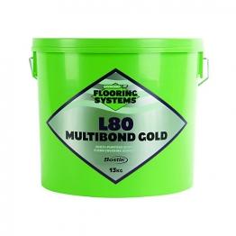 Laybond L80 Multibond Gold Floor Adhesive 5kg