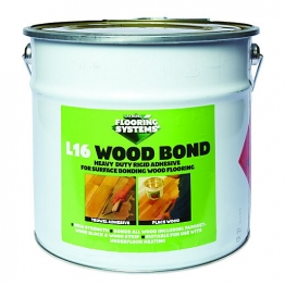 Laybond L16 Wood Bond Flooring Adhesive 10l