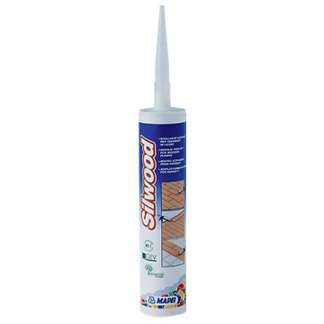 Mapei Silwood Acrylic Sealant For Wooden Floors Oak 310ml