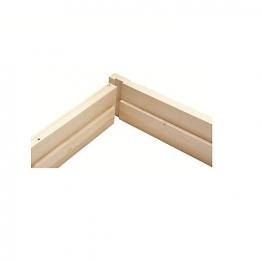 Whitewood Door Lining Set + Stops 32 X 115mm