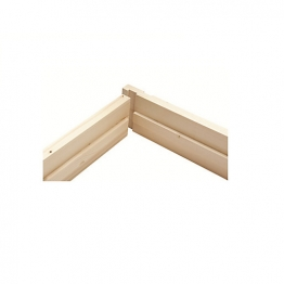 Whitewood Door Lining Set Includes Stops 32mm X 125mm