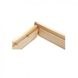 Rebated Door Casing Set S/f Sawfalling R 38in X 125in X 26in