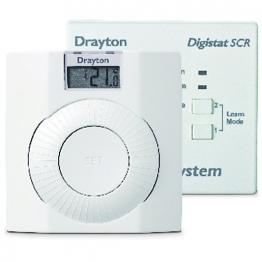 Drayton Digistat Rf601 Plus Room Thermostat