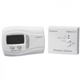 Drayton Digistat Rf700 24 Hour Room Thermostat Rf700
