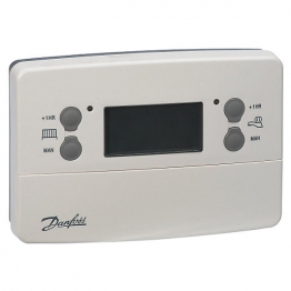 Danfoss Cp715si 7 Day 24 Hour Or 5/2 Day Programmer
