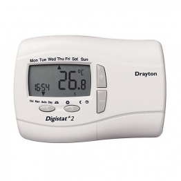 Drayton Digistat 7 Day Programmable Thermostat Mains