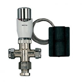 Drayton Tapstat 3 Way - Pump System 15mm