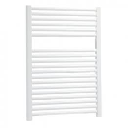 Iflo 25 Mm Straight Towel Rail White 750 X 600 Mm
