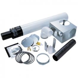 Worcester Bosch 7716190043 Greenstar Oil Boiler Oilfit Standard Flue Kit
