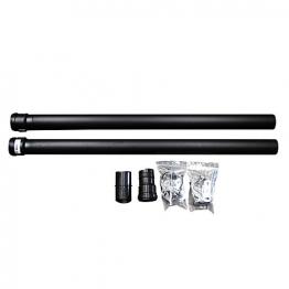 Ideal 208177logic Balcony Flue Outlet Kit