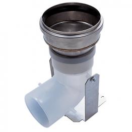 Worcester Bosch 7716190049 Utility Conventional Flue Adaptor