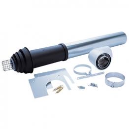 Worcester Bosch 7716190032 Greenstar Oil Boiler Oilfit 80/125mm Vertical Balanced Flue