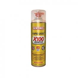 Sentinel X 100 Inhibitor Rapid Dose