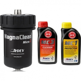 Adey Micro2 Filter & Chem Pack