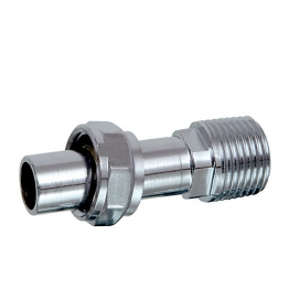 Terrier 50mm Ext Tail 1/2 Mxf