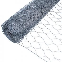 Galvanised Wire Netting 50 X 900mm 19g 25m Roll