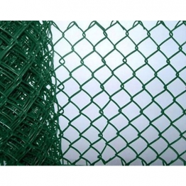 Galvanised Chainlink Fence 900 X 50 X 3.0mm 25m (includes Line Wire)