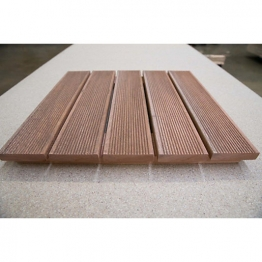 Fsc Hardwood Decking 28mm X 145mm (grooved 1 Side)