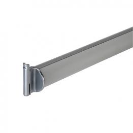 Richard Burbidge Ld500 Aluminium Rail With Brackets 46d X 1800mm