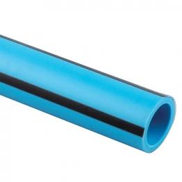 Wavin 63mm X 25m Pe80 Blue 63pw025