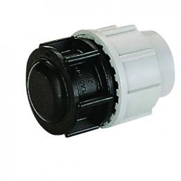 Plasson Compression End Plug 63mm