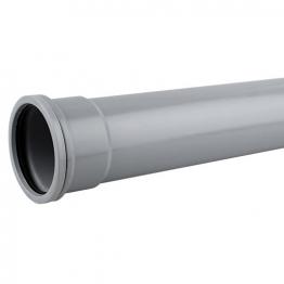 Osmasoil 6s044g 160mm Socketed Pipe Grey 4m