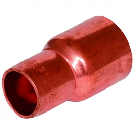 End Feed Fitting Reducer 15mm X 35mm