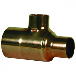 End Feed One End Branch Reducer 42 X 42 X 22mm