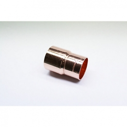 Jw Copper Endfeed Fitting Reducer 42mm X 35mm