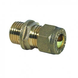 Coupling Compression Ml 22mm X 1/2in