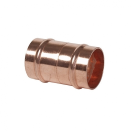 Conex Straight Coupling With Integral Solder Ring 28mm