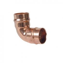 Conex Tp12 8x8mm Solder Ring Elbow 90deg